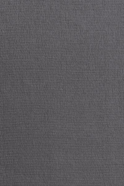 Smoky grey silk crepe hijab - L'étoffe de Saba